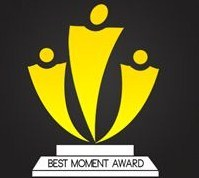 a great moment in my life award